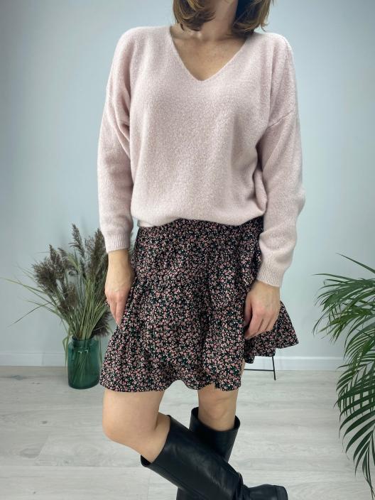 Spódnica Mini Flora