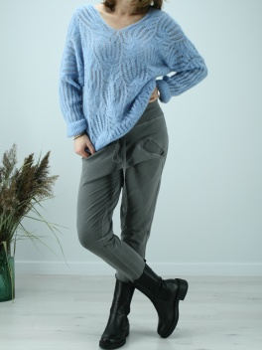 Sweterek Mist błękit