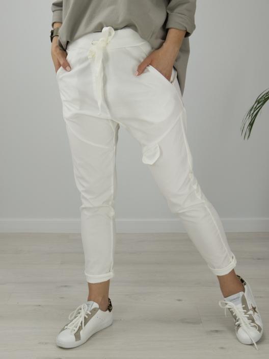 Spodnie buggy cream