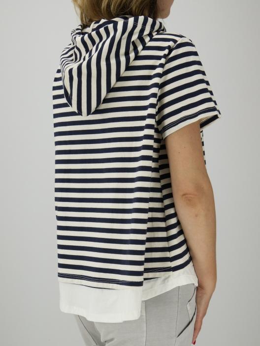 Bluza z krótkim rękawem