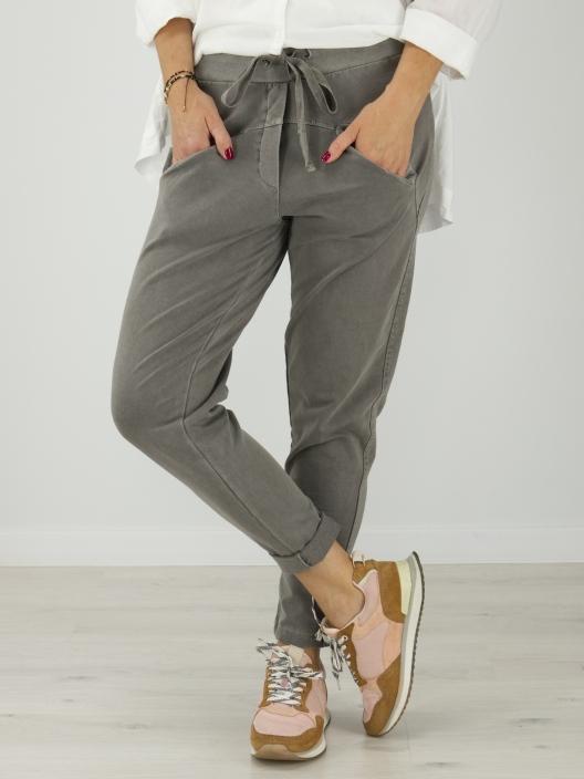 Spodnie dresowe Relaxed szare